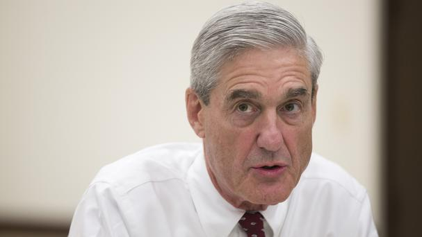 No plan to sack Russia probe head Mueller