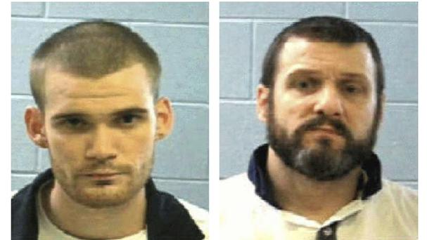 The deadly escape happened on Tuesday morning (Georgia Department of Corrections via AP)