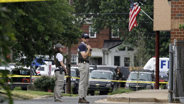 Wounded congressman remains in critical condition after park shooting