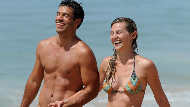 Fun in the sun, but topless women are banned at Ocean City, Maryland