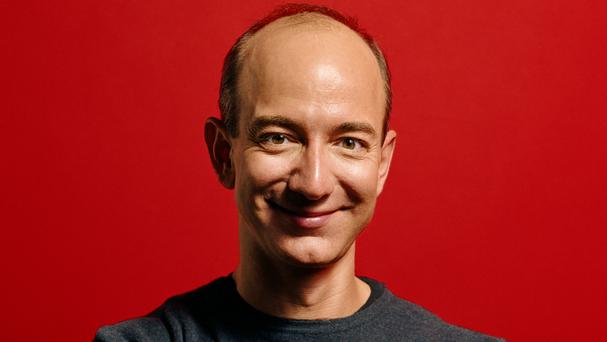 The Amazon boss took to Twitter seeking ideas for a philanthropic strategy (Amazon/PA)
