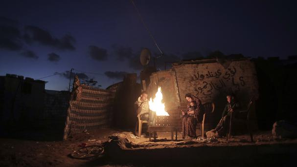 Israel begins to reduce electricity supplies to Palestinians