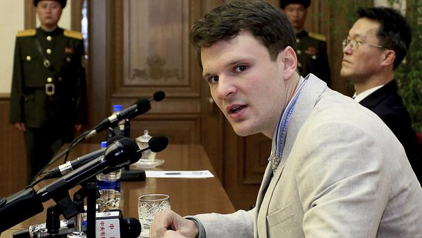 US coroner investigating death of student freed from North Korea