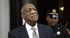 Bill Cosby was accused of sex offences (AP)