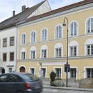 Adolf Hitler's birth house in Braunau am Inn, Austria (Kerstin Joensson/AP)