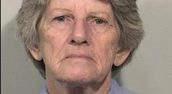 Patricia Krenwinkel is California's longest-serving female inmate (California Department of Corrections and Rehabilitation via AP)