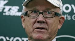 New York Jets owner Woody Johnson (AP)