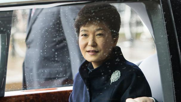 Park Geun-hye's friend Choi Soon-sil has been jailed for three years