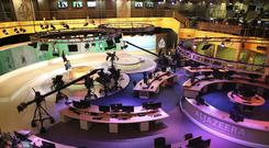 One of the demands is for Qatar to close down broadcaster Al-Jazeera (AP)