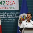 Mexico's President Enrique Pena Nieto has called for an investigation (AP)