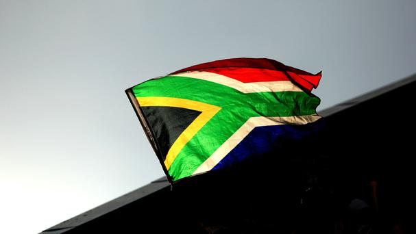 The incident happened in a Johannesburg suburb