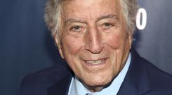 Tony Bennett has cancelled a concert Dublin (Andy Kropa/Invision/AP)