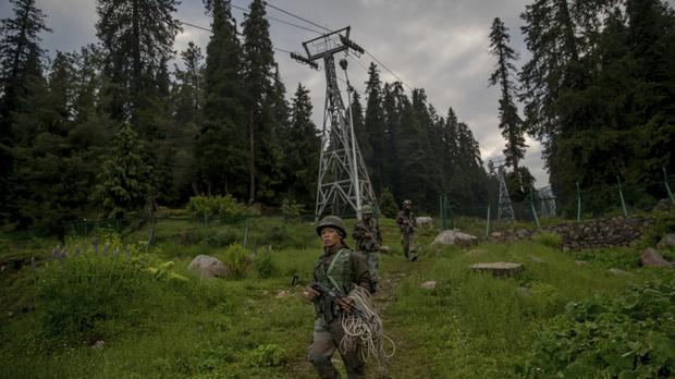 Seven killed in Kashmir cable car accident - Independent ie