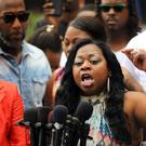 Valerie Castile, mother of Philando Castile, has reached a settlement over his death (Renee Jones Schneider/Star Tribune via AP)
