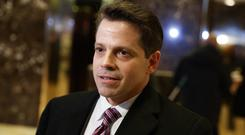 Anthony Scaramucci said CNN 'did the right thing' (AP)