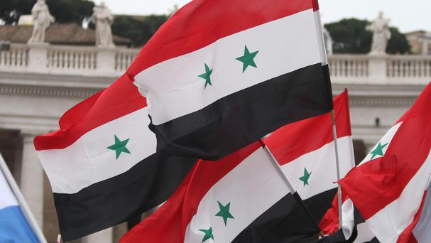 Russia and Syria often carry out air strikes against IS in eastern Syria