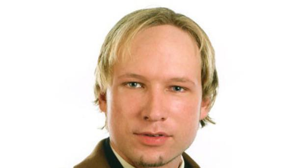 Anders Breivik is serving a 21-year sentence for killing 77 people in a 2011 bomb-and-shooting rampage in Norway