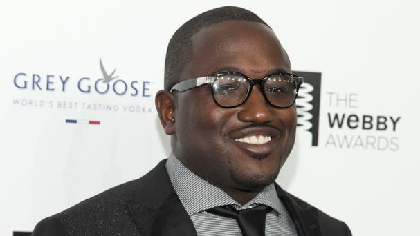 Hannibal Buress sent a lookalike to the red carpet premiere of Spider-Man: Homecoming (Invision/AP)