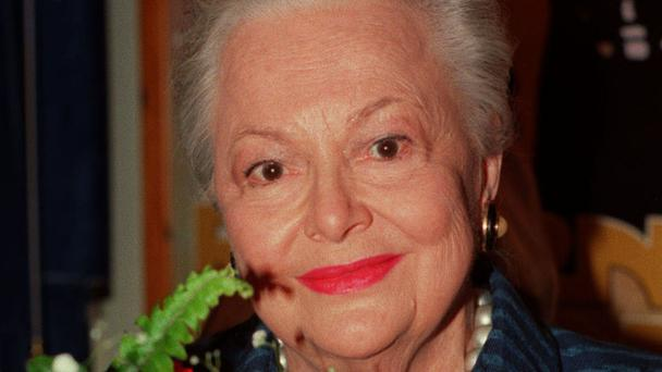 Dame Olivia de Havilland has launched a legal action over her depiction in the TV series Feud: Bette And Joan