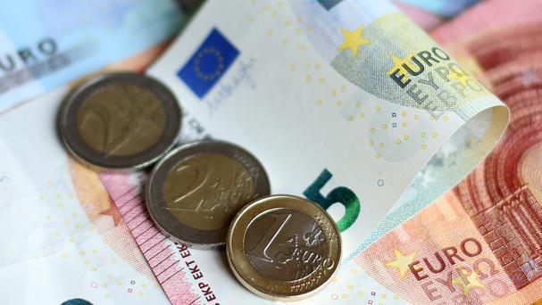There are indications that the eurozone economy is picking up