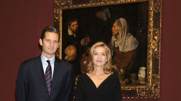 Princess Cristina's husband Inaki Urdangarin was sentenced earlier this year to six years and three months in prison for fraud and tax evasion