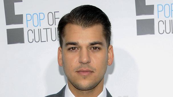 Rob Kardashian said Instagram shut down his page following his flurry of posts attacking his former fiancee Blac Chyna (AP Photo/Evan Agostini, File)