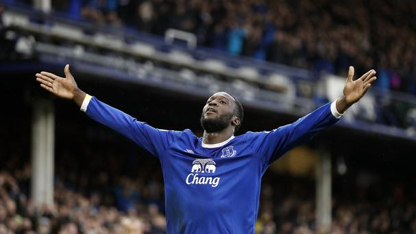 Romelu Lukaku is on the way to Manchester United