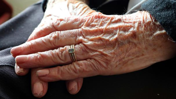The 70 members also called for a statutory footing on the care of older people accessing home care Stock Photo: PA
