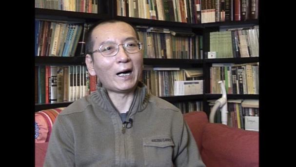 Liu Xiaobo has died aged 61 (AP)