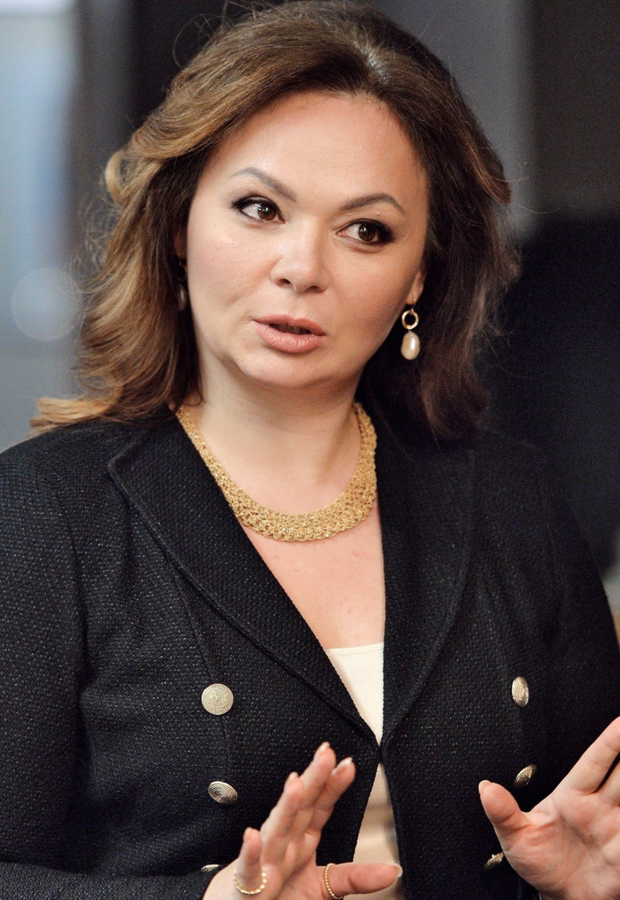 Russian attorney Natalia Veselnitskaya. Photo; AP