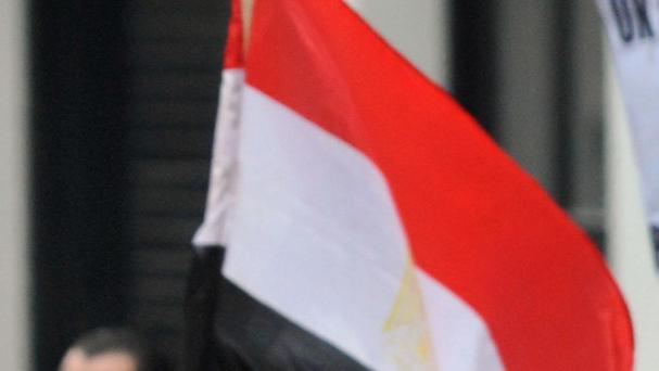 Egypt's Interior Ministry said the assailant was arrested immediately after the attack