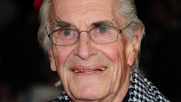 Martin Landau won best supporting actor at the Oscars for 1994's Ed Wood
