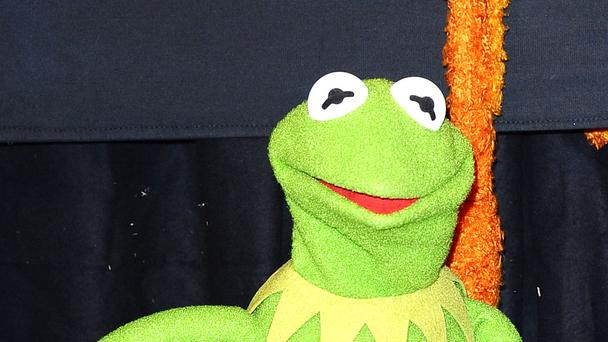 Steve Whitmire took over as Kermit after the death of Muppets' founder Jim Henson in 1990