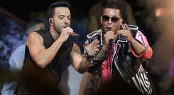Despacito was first recorded by Luis Fonsi and Daddy Yankee (AP Photo/Lynne Sladky, File)