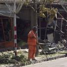Kabul's western neighbourhoods have been targeted in a series of attacks
