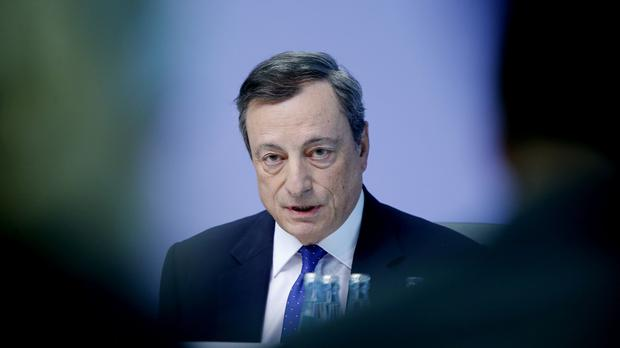 Mario Draghi is likely to tread softly as the European Central Bank inches towards bringing an end to its monetary stimulus efforts (AP)