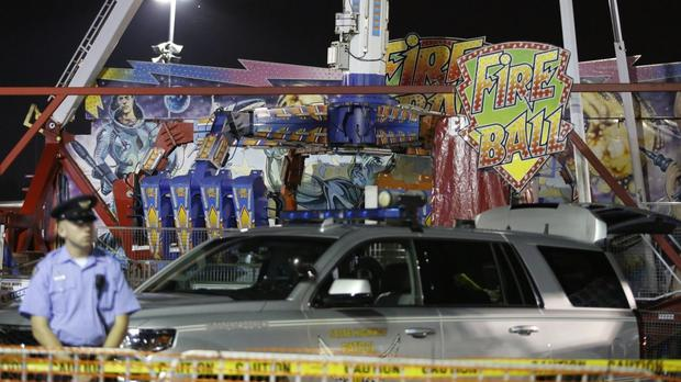 Ohio State Fair to reopen after fatal ride accident - Independent ie