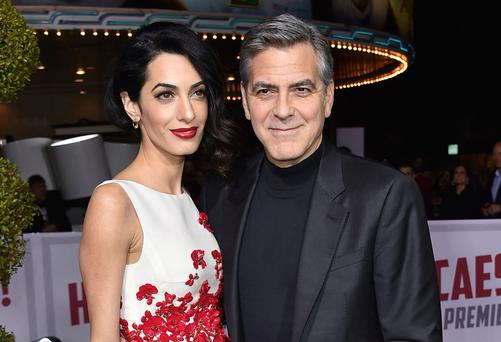 George and Amal Clooney are sending 3000 Syrian refugees to school