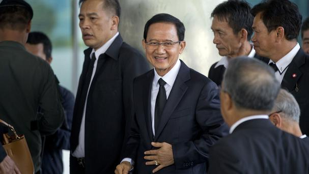 Two Thai ex-PMs acquitted of abusing power in quelling protest