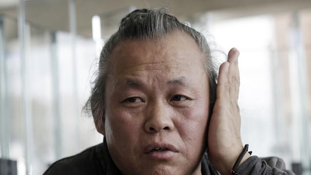 South Korean director Kim Ki-duk is being investigated over complaints an actress made about him (AP Photo/Ahn Young-joon, File)