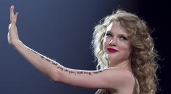 Taylor Swift and DJ David Mueller are suing each other (AP Photo/Nati Harnik, File)