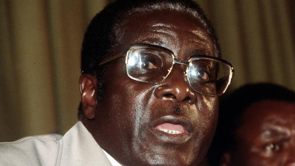Robert Mugabe has ruled Zimbabwe since 1980.