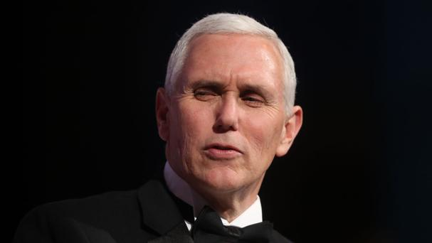 Trump is America's new Roosevelt: President Mike Pence