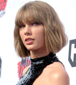 Taylor Swift: Sought chance to stand up for other women