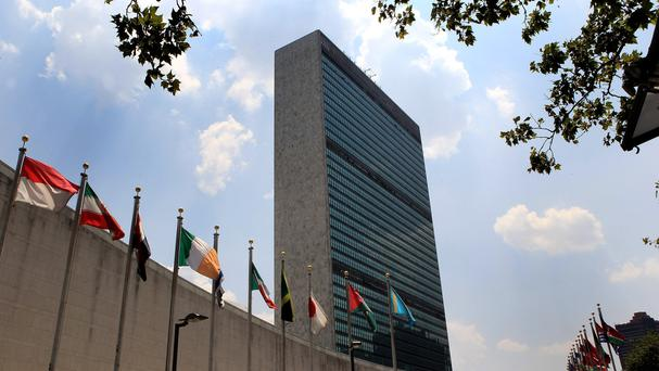 The UN stressed that attacks targeting UN peacekeepers may constitute war crimes under international law