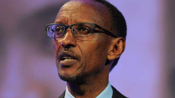 Mr Kagame won the Rwandan poll with nearly 99% of the vote
