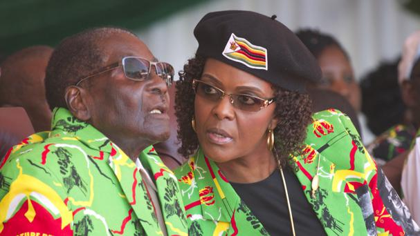 Grace Mugabe returns to Zimbabwe after assault allegation in South Africa