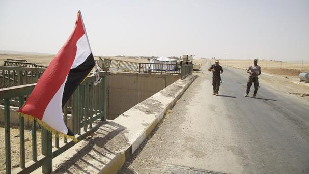 Iraq launches ground offensive against Islamic State in Tel Afar