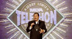 Entertainer Jerry Lewis, who has died (AP/Julie Markes)