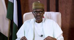 Nigeria's president Muhammadu Buhari has been treated by doctors in London